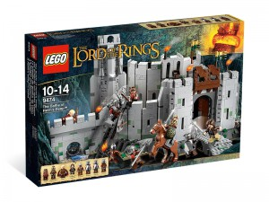 LEGO Lord of the Rings Slag om Helmsdiepte 9474
