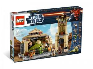 LEGO Star Wars Jabba's Paleis 9516