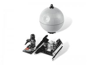 LEGO Star Wars TIE Interceptor & Death Star 9676