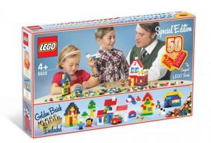 LEGO Gouden Jubileum Set 5522
