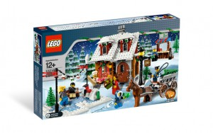 LEGO Winter Bakkerij (Winter Village Bakery) 10216