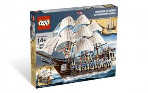 LEGO Admiraalschip (Imperial Flagship) 10210