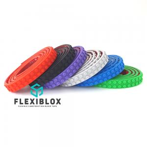 Flexiblox flexibele LEGO tape