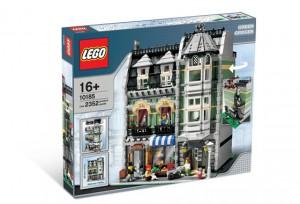 LEGO Kruidenierswinkel (Green Grocer) 10185
