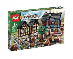 LEGO Castle Middeleeuws dorp 10193