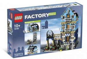 LEGO Marktstraat (Market Street) 10190
