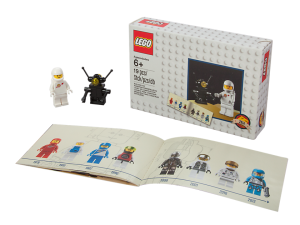 LEGO D2C Minifigure Retro Set 2014 5002812