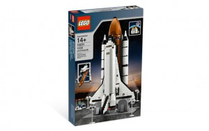 LEGO Space Shuttle (Expedition) 10231