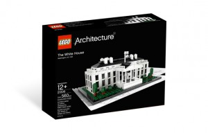 LEGO Architecture Witte Huis (White House) 21006