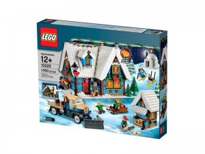 LEGO Winter Cottage 10229