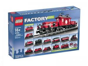 LEGO Factory Hobby Treinen 10183