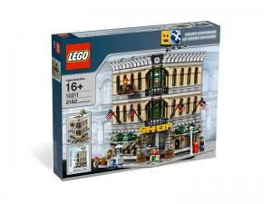 LEGO Warenhuis (Grand Emporium) 10211