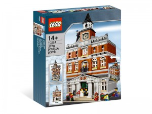 LEGO Stadhuis (Town Hall) 10224