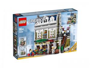 LEGO Frans (Parijs) Restaurant 10243