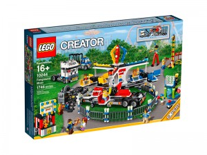 LEGO Kermis Set 10244
