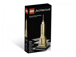 LEGO Architecture Empire State Building 21002