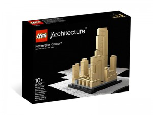 LEGO Architecture Rockefeller Center 21007
