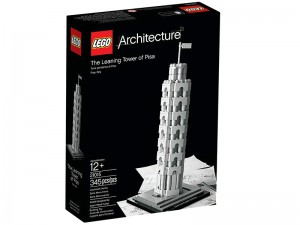 LEGO Architecture Toren van Pisa 21015