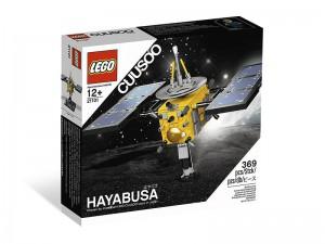 LEGO Cuusoo Hayabusa Ruimtevaartuig 21101