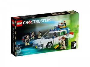 LEGO Ideas Ghostbusters Ecto-1 21108