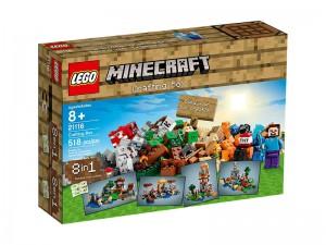 LEGO Minecraft Crafting Box 21116