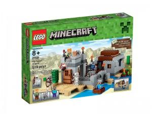 LEGO Minecraft Woestijn Uitkijkpost 21121