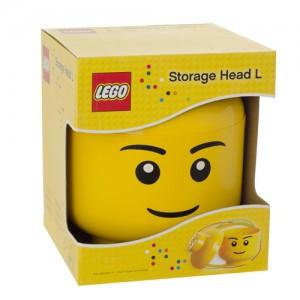 LEGO Opberghoofd Groot (Storage Head L) Jongen