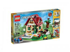 LEGO Creator Wisseling van de Seizoenen 31038