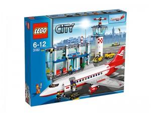 LEGO City Vliegveld / Luchthaven 3182