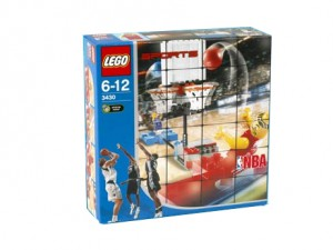 LEGO Sports NBA Basketbal Draai en Schiet 3430