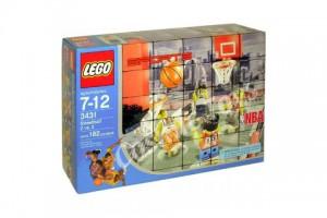 LEGO Sports NBA Basketbal 2 tegen 2 3431