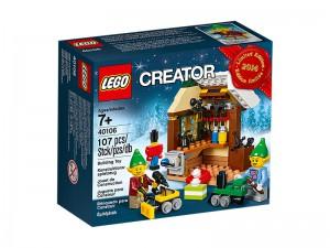 LEGO Creator Speelgoedwerkplaats 40106