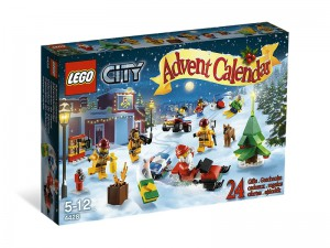 LEGO City Adventskalender 4428
