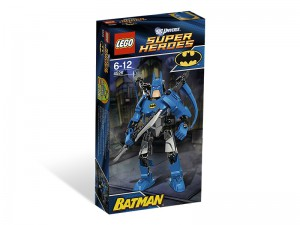 LEGO Super Heroes Batman 4526