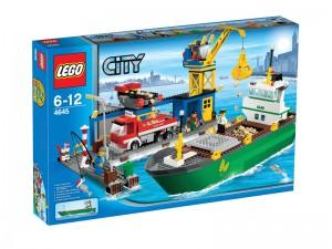 LEGO City Haven 4645