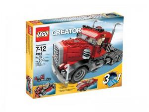 LEGO Creator Rode Truck 4955