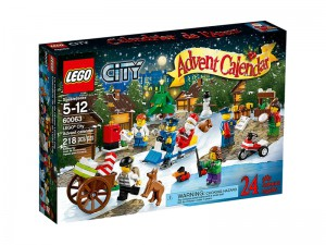 LEGO City Adventskalender 60063