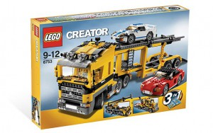 LEGO Creator Snelweg Transport (Highway Transport) 6753