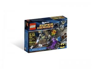 LEGO Super Heroes Catwoman Catcycle Achtervolging 6858