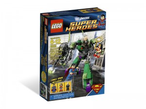 LEGO Super Heroes Superman tegen Power Armor Lex 6862