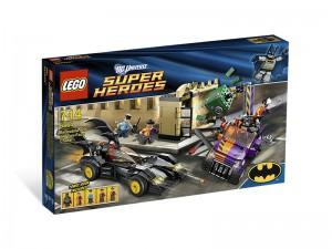LEGO Super Heroes De Batmobiel en de Two-Face achtervolging 6864