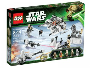 LEGO Star Wars Battle of Hoth 75014