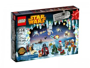 LEGO Star Wars Adventskalender 75056