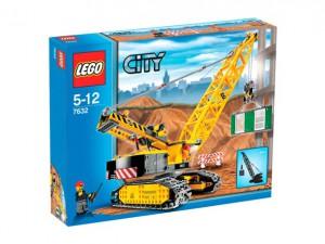 LEGO City Verrijdbare kraan 7632