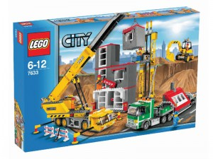 LEGO City Bouwplaats 7633
