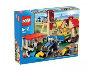 LEGO City Boerderij 7637