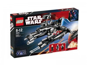 LEGO Star Wars Rogue Shadow 7672