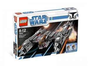 LEGO Star Wars MagnaGuard Starfighter 7673