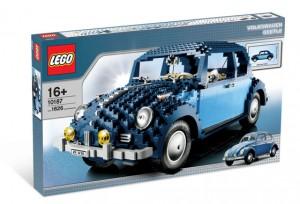 LEGO Volkswagen Kever 10187