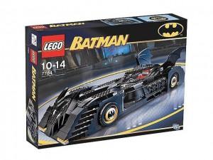 LEGO Batman Batmobiel (Ultimate Collector's Edition) 7784